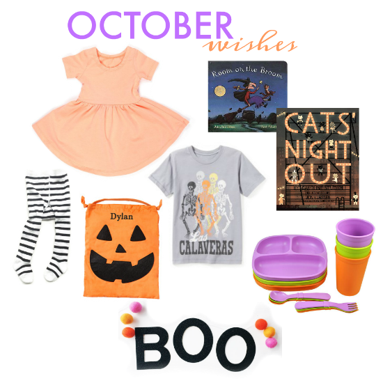 October Wishes