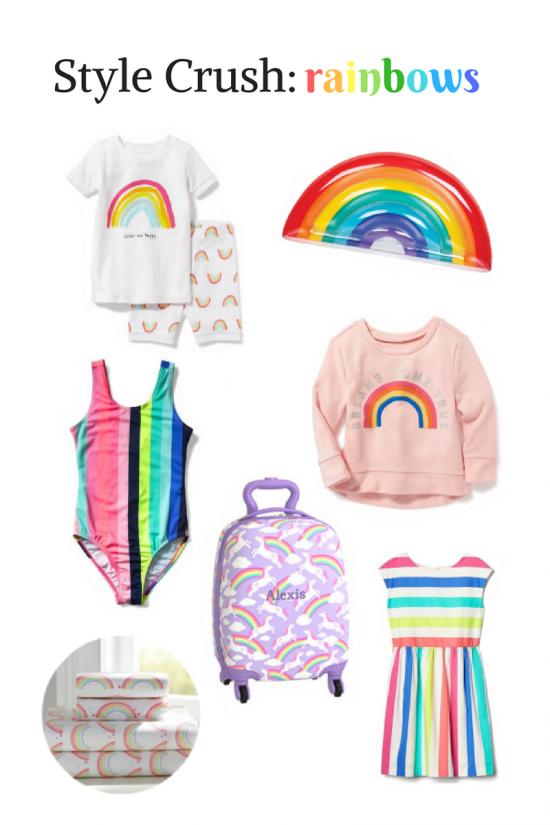 Style Crush: Rainbows