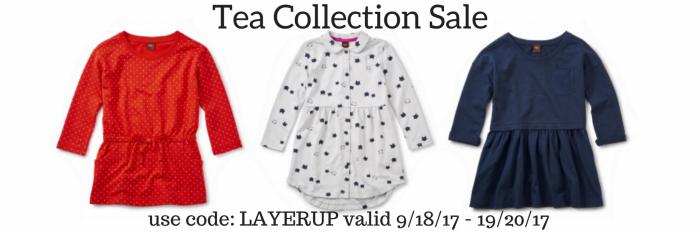 Tea Collection Sale