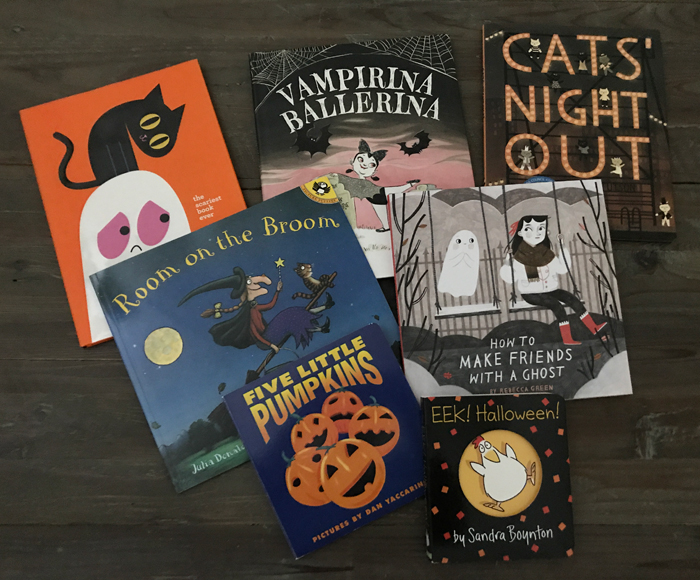 Friday Favorites - Halloween Books